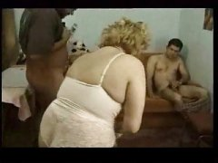 big ass granny sex utendørs
