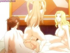Anime chica tetas grandes