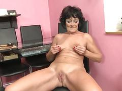 Brutal fisting silvia dellai gets her pussy fist fucked after gaping 8
