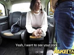 Fake Taxi Große Titten Großer Arsch