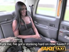 Fake Taxi Vollbusig Blond Britisch