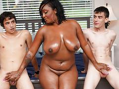 schwarz mit nude sex frau jung