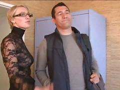 Französisch Paar Amateur Casting