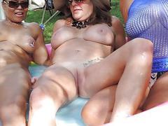 nackt rasiert paare