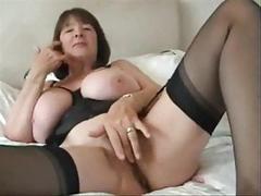 Reife Strümpfe porno video
