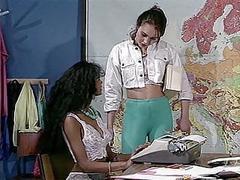 Schulmädchen mit Sex-Lehrer